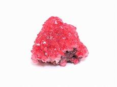 画像2: カルカンサイトクラスター 赤 人工結晶 (2)