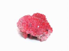 画像4: カルカンサイトクラスター 赤 人工結晶 (4)