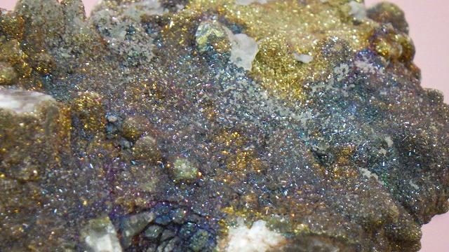 画像1: レインボーキャルコパイライト(黄銅鉱) (1)